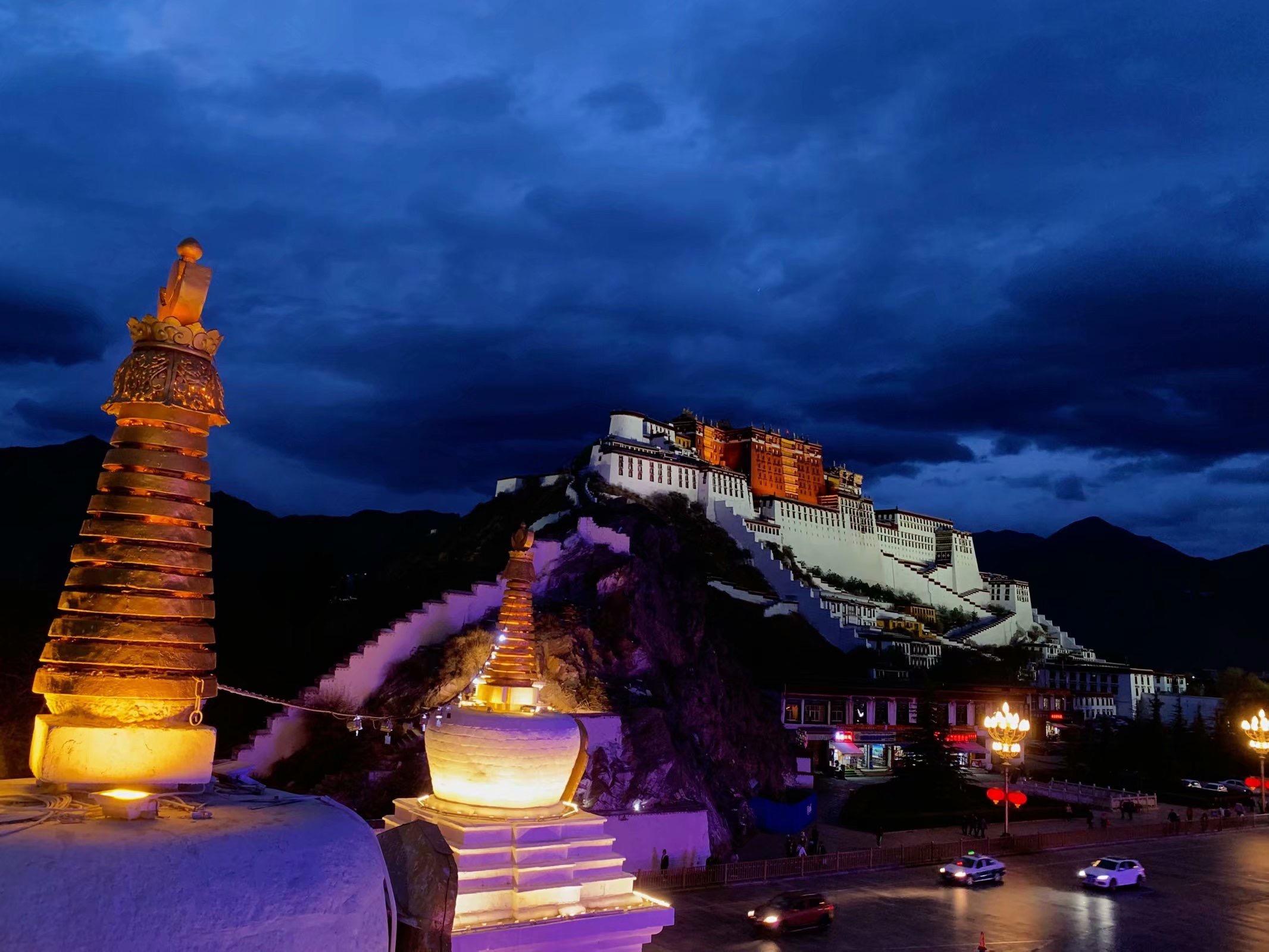 网赚之外系列七:西藏拉萨10天自由行